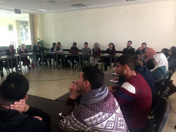 Deanship of scientific research at al quds university motivational this workshop was mr yazeed zahdeh a researcher from the university of erasmus rotterdam spiritdancerdesigns Image collections